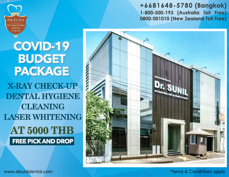 Dental Treatment Budget Package