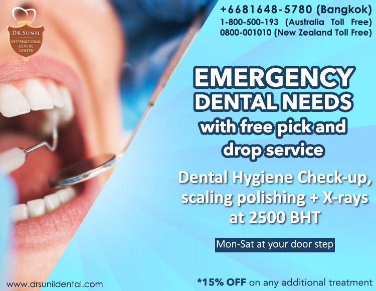 emergency dental needs