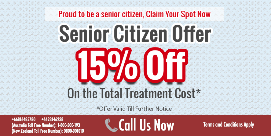 Senior Citizen Offer